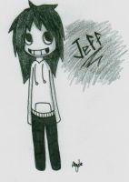 Jeff the Killer Practice by xAngeltheCatx