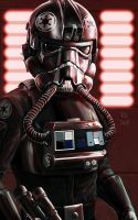 TIE Fighter Pilot by Robert-Shane