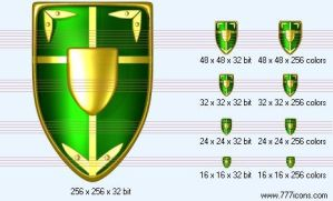 Shield Icon by military-icons