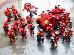 LEGO Space Marines by Scharnvirk