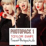 Taylor Swift 1. by FireworkPhotopacks
