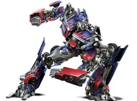 Optimus by ozgurcanartan