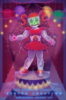 Sister Location - Circus Baby by MirandaB01