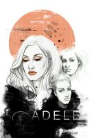 .Adele. by Lii-chan