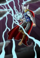 The Almighty Thor by HolmzMcJonz777