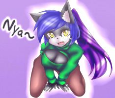 Nya-(hecha a base) by candycandy-chan