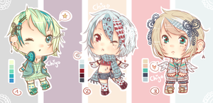 Emergency Adopts - Set 2 [Closed] by Chi-Adopts-Yo
