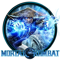 Mortal Kombat Dock Icon by OutlawNinja