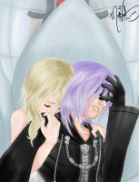 Riku's Despair by SassyLilPanda