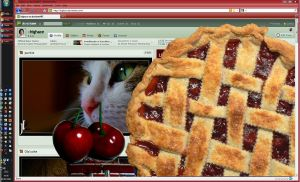 I WANT CHERRY PIE by DeFutura