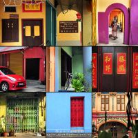 Doors of  Terengganu by warnaiman