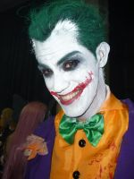 Joker Make Up by El-Saint