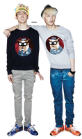PNG : JJ Project by chazzief