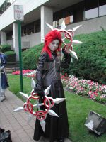 Axel cosplay AnimeNEXT 07 by wolfheartsprite