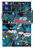 Calex Comic Commission by Coshi-Dragonite