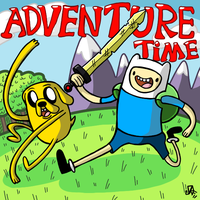 Time For Adventure Time by Rickz0r