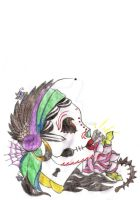 Day of the Dead by naidface