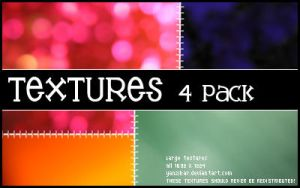 Textures Pack 1 by Yanzibar
