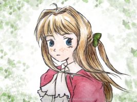 Hetalia: Ireland by charcoal-heart