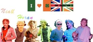 Niall Horan{The Irish One} by SmallGirlInABigWorld