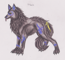 AT: Moondance-Wolf by MagicallyCapricious