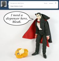 Dracula Answers for Robotnik 1 by GeneveveX