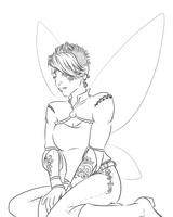 LINES: The Fae by Miserie