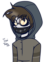 Ticci Toby by LexiAckerman