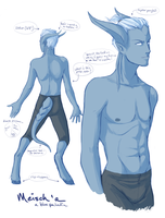 Meisch'a sketchies by bylacey