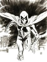Moon Knight by deankotz