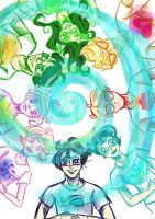 Homestuck: Our bond by mansly