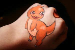 Charmander by HelianthusMay