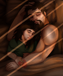 [HTTYD/RTTE]  Sleeping Grimborns by Faarao-Jeba