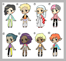 [30 Point] Mixed Boy Adopts - CLOSED by Ryno-Chalklut