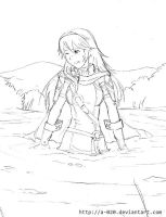 Lucina Quicksand by A-020