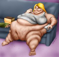 Couchpotato by koudelka2005