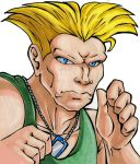 Stay Home and be a Family Man!!! - Guile SF2 by BetaoftheBass