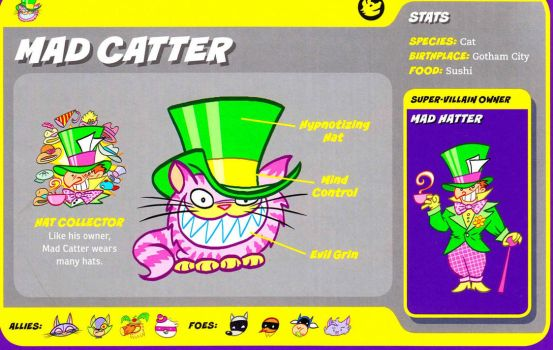 The Mad Catter by OfSunshineAndRainbow