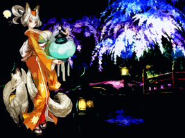 Muramasa the Photoshop project by WeaselTea
