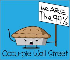 OCCU-PIE WALL STREET by CaptainVendetta