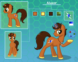 Aluxor Referense by Sirzi