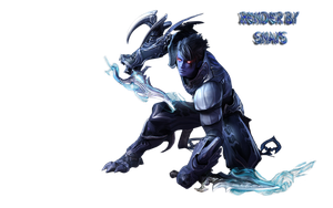 Aion Asmodian Assassin Render by Snays