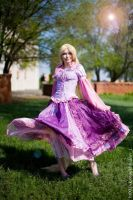 Rapunzel Doll 1 by Usagi-Tsukino-krv