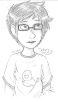 John Egbert by VinDeamer