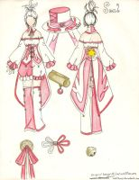 Soel cosplay design 2011 by axel4ever