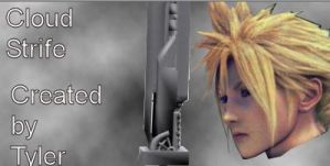 Cloud Strife by TheOrganizationXIV