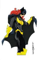 Batwoman by NORVANDELL