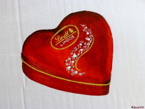 Lindt Heart Box by Sarah3120
