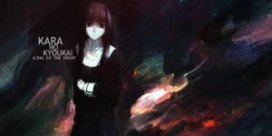 KARA NO KYOUKAI ( SMUDGE ) .. by Destroyerfield