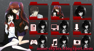 Pack Icons Another by AnneChan34